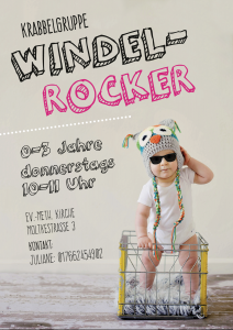 Windelrocker @ EmK Bruchsal