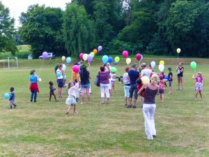 Sommerfest des Bezirks @ Sportplatz Oberacker