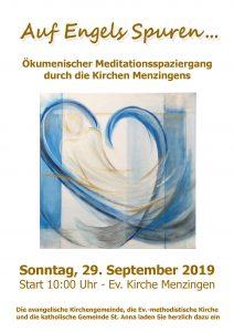 Menzingen ökumenischer Stationengottesdienst @ Kraichtal-Menzingen