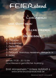 FEIERabend @ EmK Münzesheim