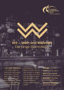 W2 - Wein und Wahrheit - der junge Stammtisch @ Eulenspiegel Bruchsal